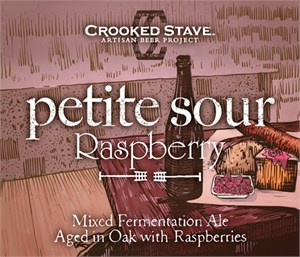 Crooked Stave - Petite Sour Raspberry 375ml