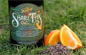 The Bruery - Share This: O.C. Imperial Stout 750ml