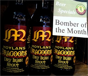 Moylan's Dragoons Irish Stout