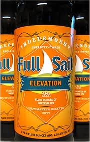 Full Sail Elevation Double IPA