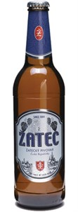 Zatec Brewery Bright Lager
