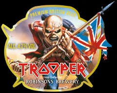 Robinson's Brewery The Trooper