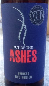 Fort Collins Brewery Out of the Ashes Smoked Rye Porter