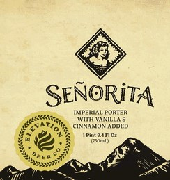 Elevation Señorita Imperial Porter