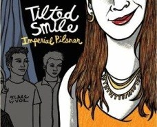 Tilted Smile Imperial Pilsner